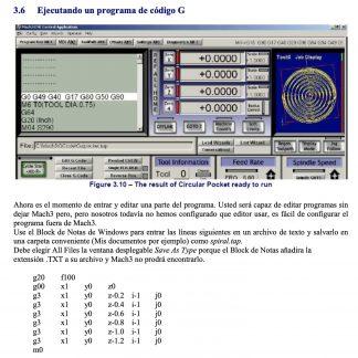 manual mach3 español