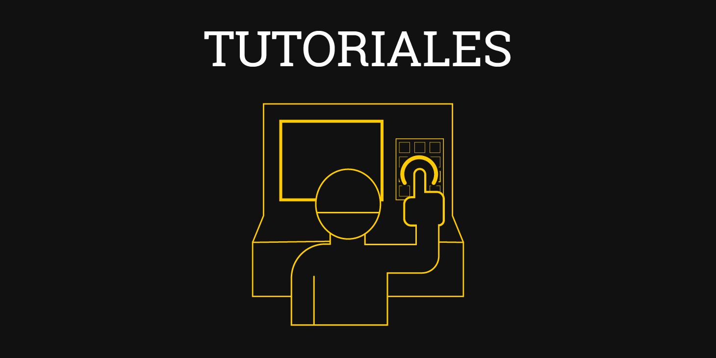 boton tutoriales